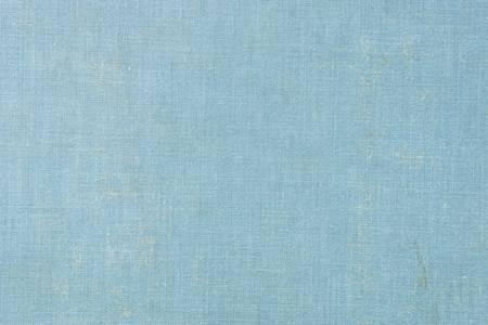 青い布製ブックカバー