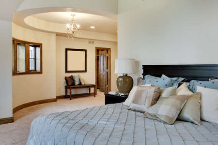 Bedroom and Hallway Stock Photo - 5614871