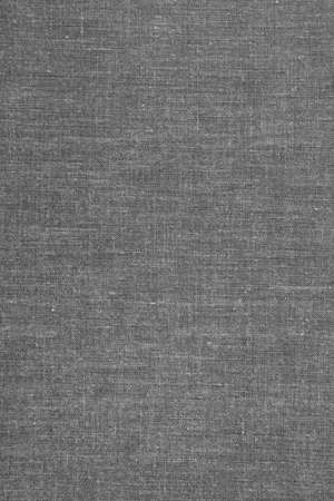 fabric texture: Gray Cloth Book Cover Stock Photo