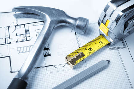 Tools on Blueprints photo
