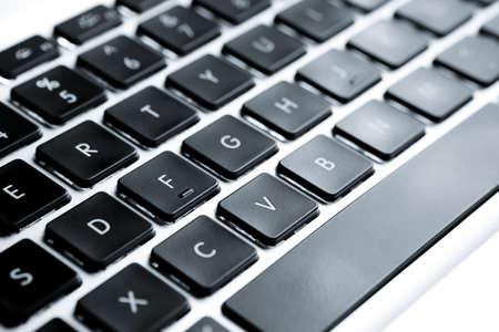 Computer Laptop Keyboard Stock Photo - 5690439