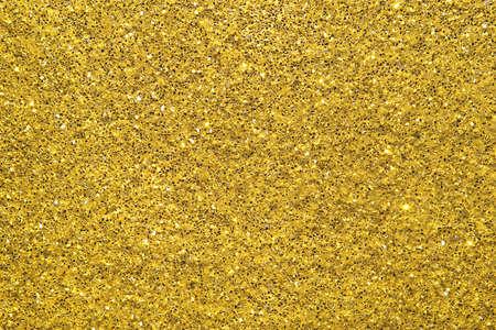 shiny gold: Gold Glitter Background