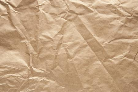 Gold Metallic Tissue Paper. Focus across entire surface. photo