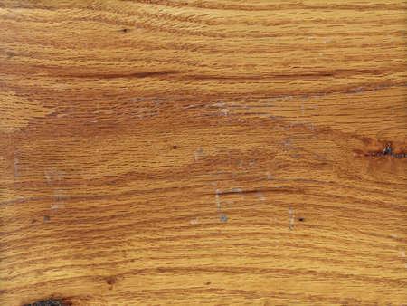 polished wood: Estremo ravvicinata di legno di quercia con texture. Concentrarsi su tutta la superficie. Archivio Fotografico