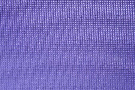 Purple yoga mat texture with focus across entire surface