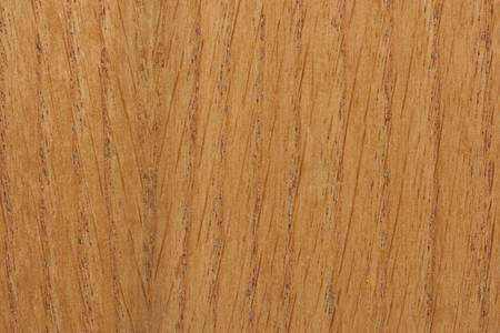 Wood plank of finished oak extreme close up. Focus across entire surface. Archivio Fotografico