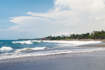 plage: Idyllic empty plage in paradise