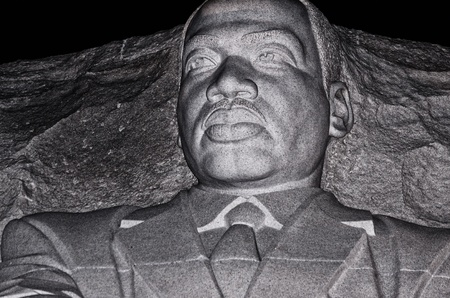 Martin Luther King, Jr  Memorial, Washington DC, August 10, 2013
