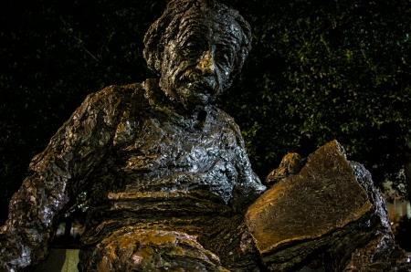 Albert Einstein Memorial, Washington DC, August 17,2013