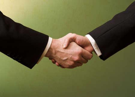 end user: Handshake