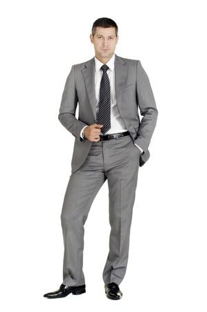 careerist: businessman Stock Photo