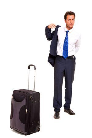 40 45: businessman Stock Photo