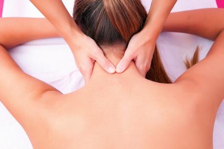 fisioterapia: movilización cervical terapia manual de la columna cervical