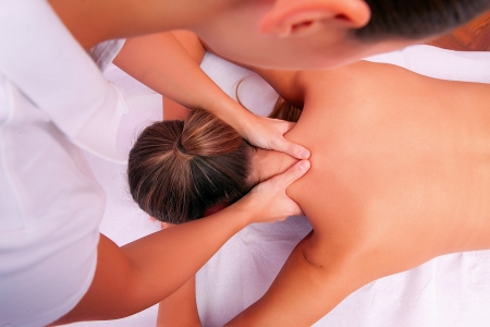 osteopath: cervical mobilization manual therapy cervical spine