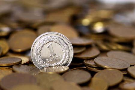 Money PLN Stock Photo