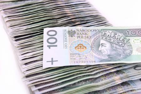 lien: Polish currency - money PLN