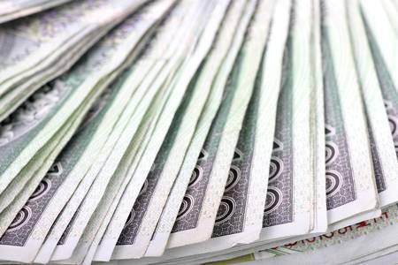 Polish currency - money PLN photo