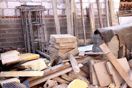 construction materials photo