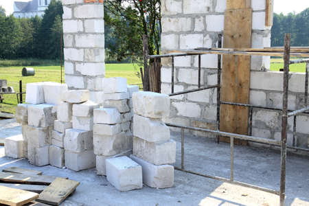 cement chimney: construction materials