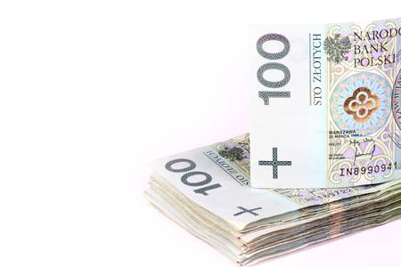 Polish money PLN Stock Photo - 12386628
