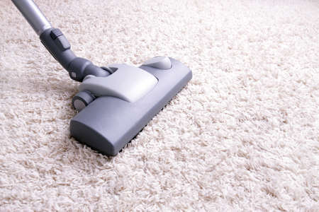 vacuuming Stock Photo - 12386632
