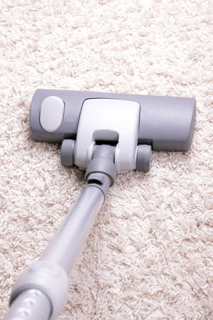 vacuuming Stock Photo - 12386631