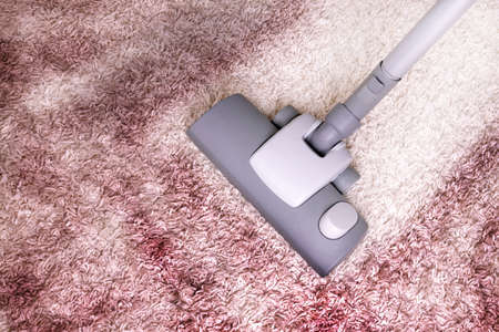 vacuuming  Stock Photo - 15385628