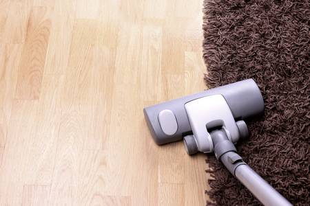 vacuuming Stock Photo - 16895571