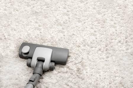 Vacuuming Stock Photo - 18936628