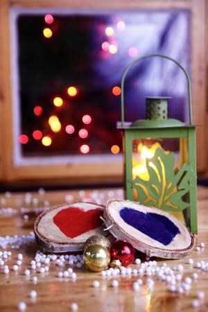Merry Christmas time Stock Photo - 22077792