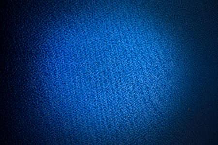 azul marino: textura de tela azul Foto de archivo