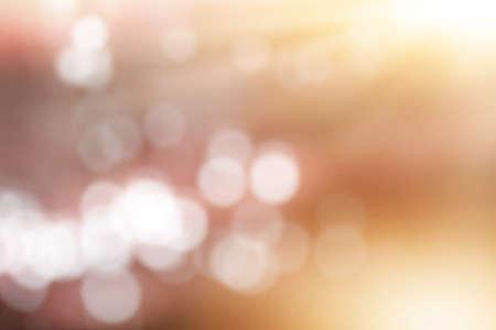 orange blurry background photo