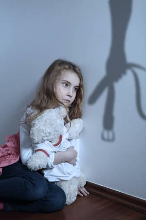 pedophilia: Child needs help - family violence