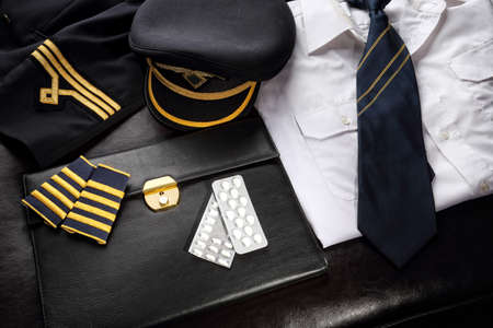 pilots: Pilot on psychotropic medication pils