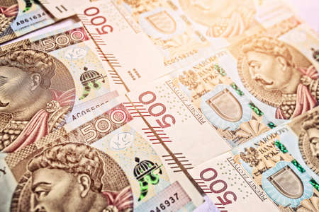 Polish currency - denominated banknotes 500