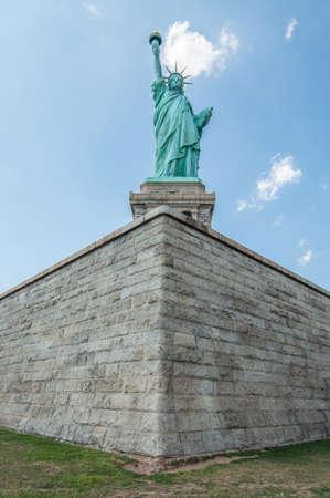 Statue of Liberty Фото со стока