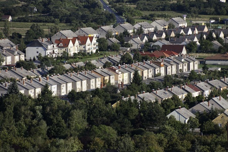 regulated: terraced houses