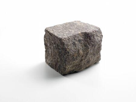 İtalyan St Pietrino olarak adlandırılan porfir, taş döşeme, Stock Photo