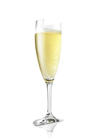 glass half full: Glass half full or half empty... calambour