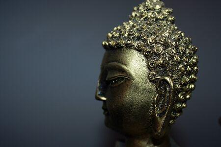 side profile: profilo laterale buddhaface