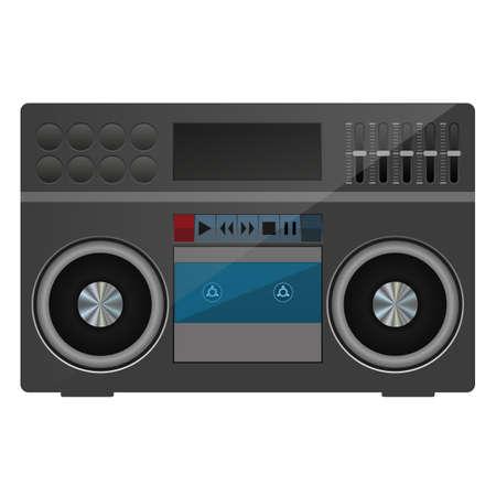 grabadora: Ilustraci�n de la grabadora