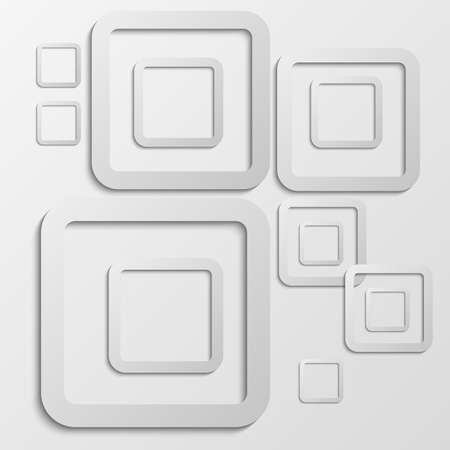 designs: Vector illustration background with squares.