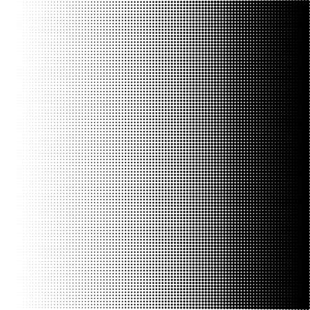 Vector illustration of a halftone pattern.