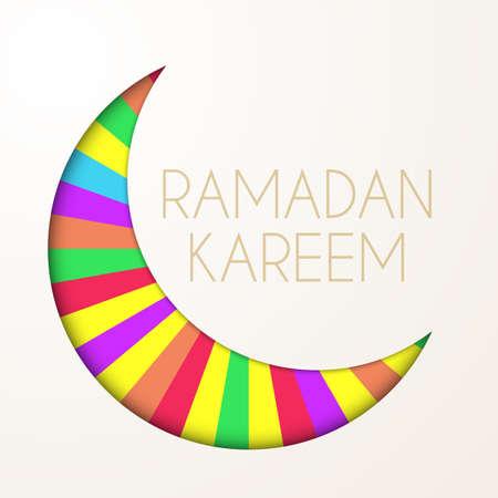 ramadan background: Vector illustration of ramadan background. Illustration
