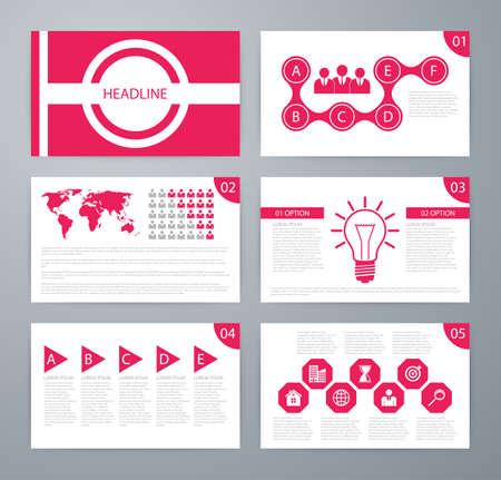 벡터 일러스트 레이 션의 infographics입니다. 광고 브로셔 전단지와 잡지 플랫 디자인을 설정합니다.