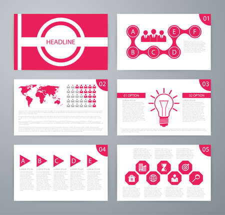 keynote: Vector illustration infographics . Flat design set for advertising brochure flyer and magazine.