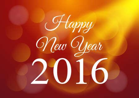 celebration background: Happy New Year celebration background. Vector illustration.