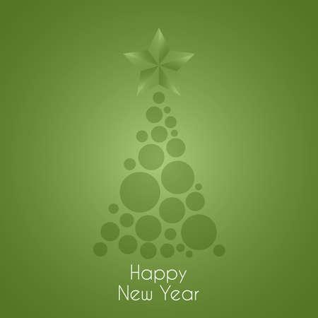 new year celebration: Happy New Year celebration background. Vector illustration.