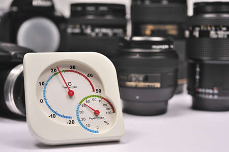 humidity: Protection of lens and camera from humidity