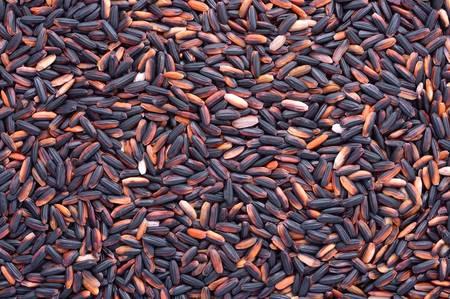 black rice: Black glutinous rice  black sticky rice,black rice